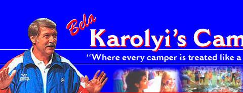 Karolyi s gymnastic camps