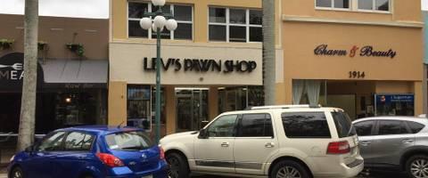 Lev s pawn shop