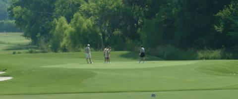 The raven nest golf course